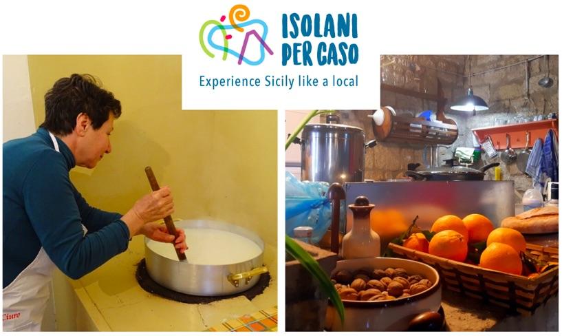 isolani per caso experience Sicily like a local
