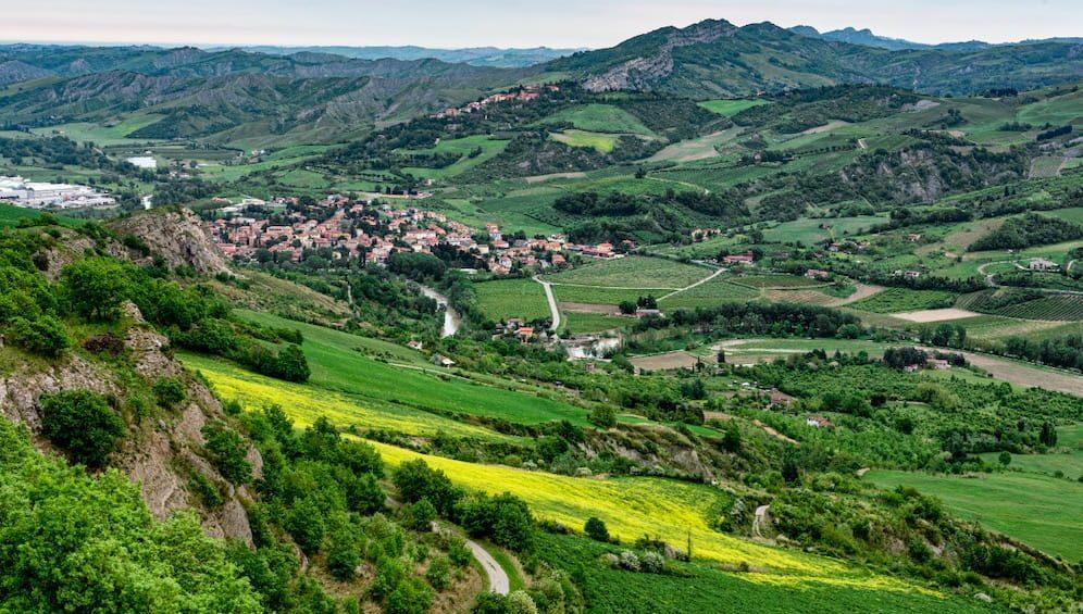 piccoli borghi in Italia